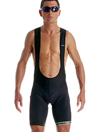 Another good lesson... it's worth buying professional-grade padded shorts. Company name? Assos (what else?).